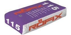 RÖFIX 115 Гипсова гладка мазилка