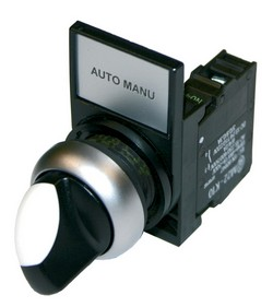 Автоматичен / ръчен бутон за обратна връзка
