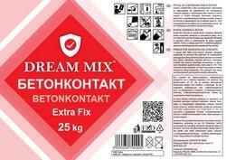 БЕТОНКОНТАКТ  DREAM MIX EXTRA FIX