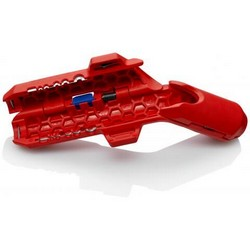 ИНСТРУМЕНТ ДЛЯ СНЯТИЯ ИЗОЛЯЦИИ ErgoStrip 135 мм, 16 95 01 SB, KNIPEX