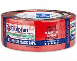 PROFESSIONAL PAINTING TAPE BLUE DOLPHIN CONTRACTOR 48 mm. / 50m.